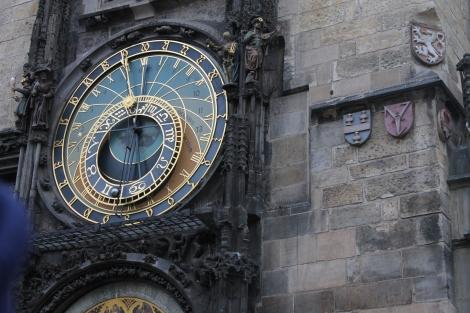 Astronomical Clock - Prague - Czech Republic